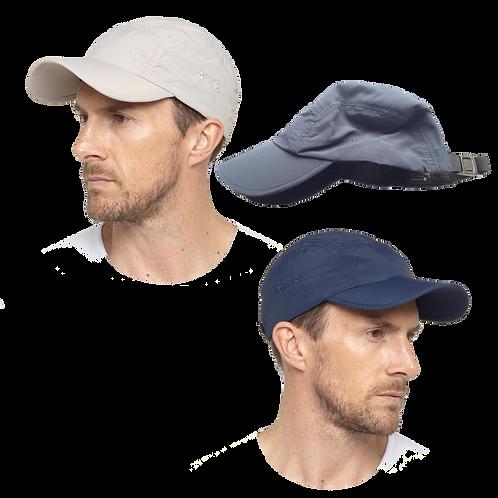 Folding Peak Baseball Cap