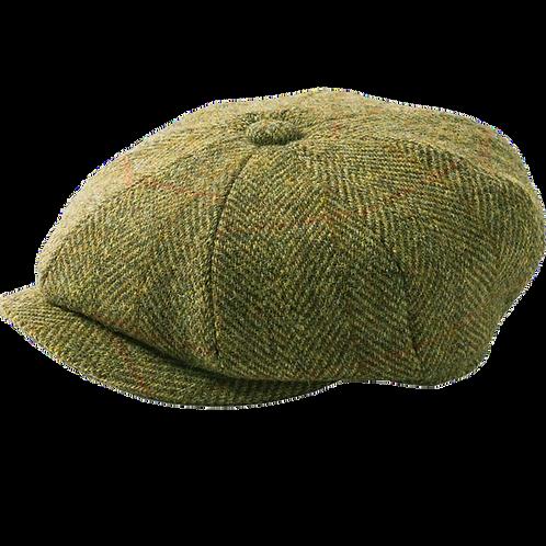 Mid Brown / Green Harris Tweed 9046