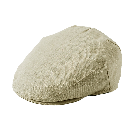 Natural Failsworth Linen Cap