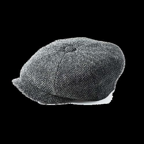 Grey Harris Tweed Carloway 4615