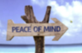 bigstock-Peace-of-Mind-wooden-sign-with-