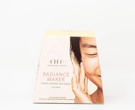 Radiance Maker 3 Step Instant Facial