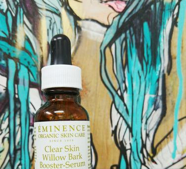 Clear Skin Willow Bark Booster-Serum: