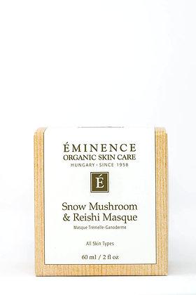 Snow Mushroom and Reishi Masque