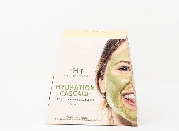 Hydration Cascade 3 Step Instant Facial