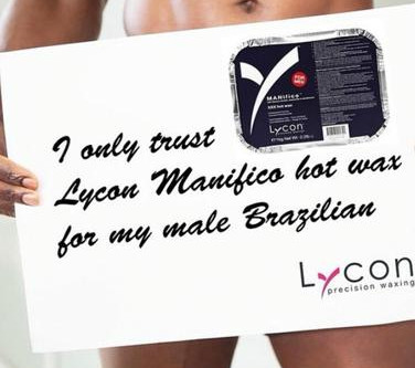 Manzilian waxing, not that taboo
