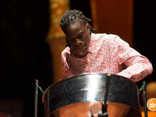 Hashim Durant- Man of Steel... Pan!