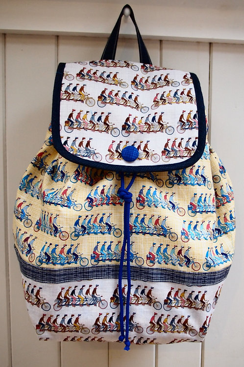 Back Pack Pattern