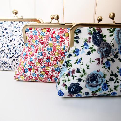 Make a clasp bag workshop
