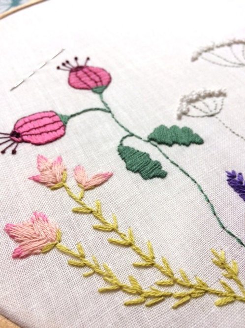 Beginner's Embroidery