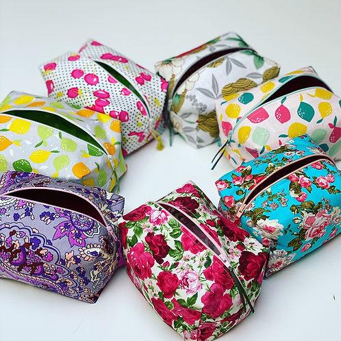 Boxy Make Up Bag Pattern
