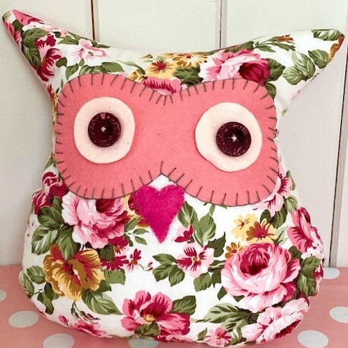 Little Owl Cushion Kit