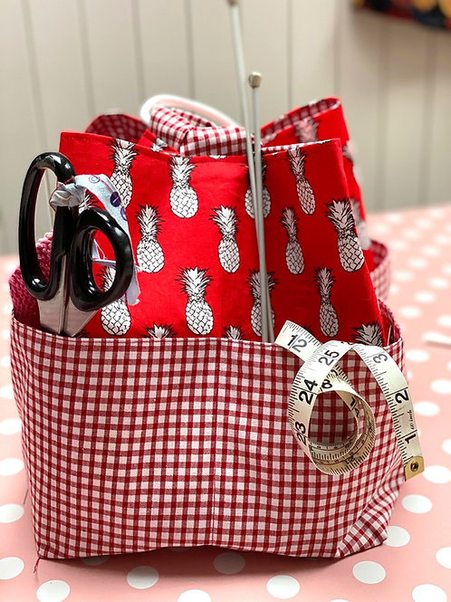 Knitting/Crochet Project Bag Pattern