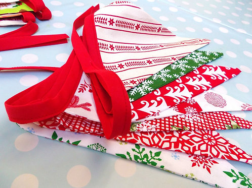 Christmas Bunting Pattern