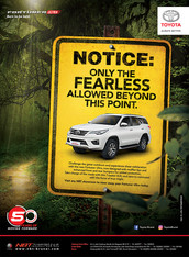 Fortuner Launch
