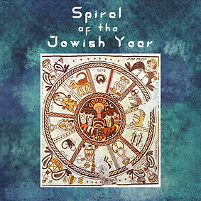 Spiral of the Jewish Year lecture menu c