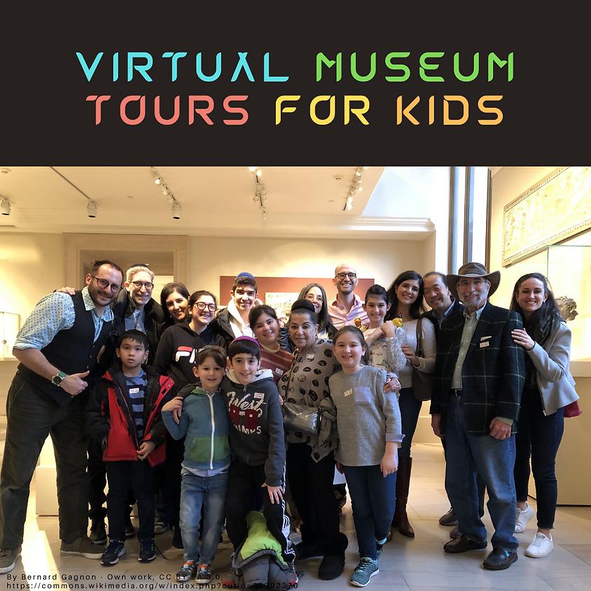 Museum Tour for Kids - Pilot