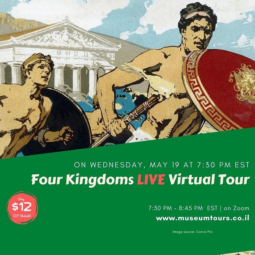 The Four Kingdoms - Live Tour US Time