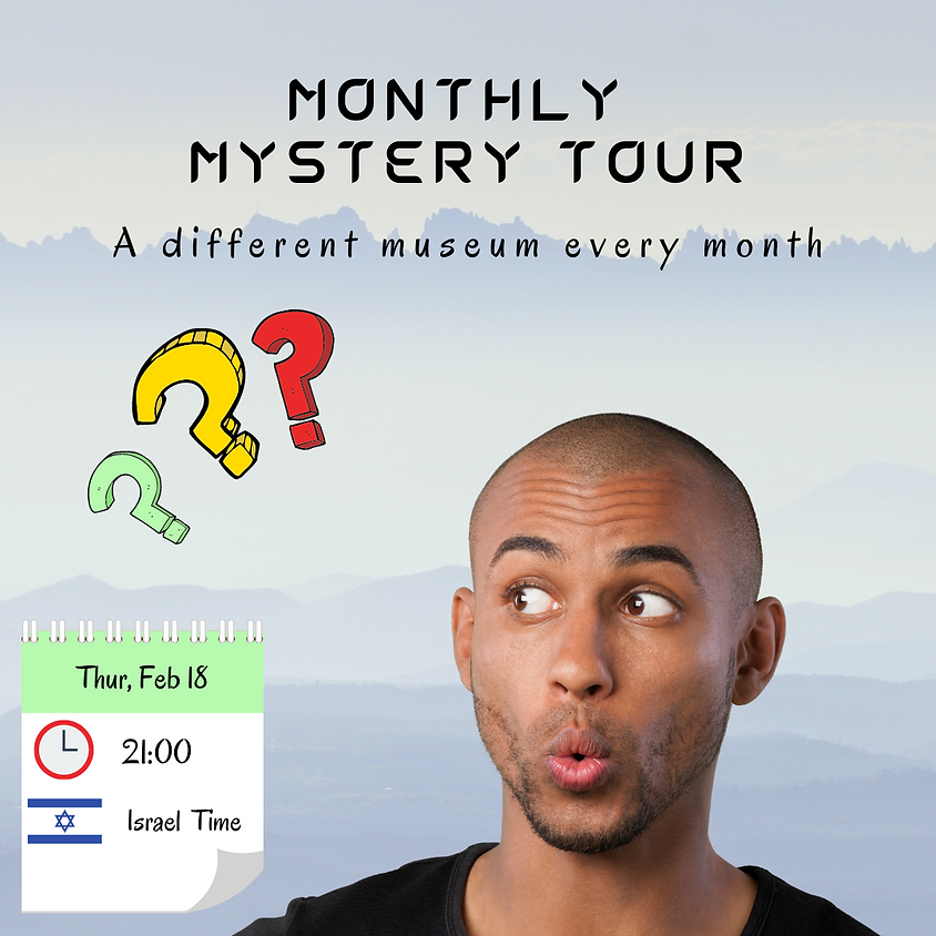 Monthly Mystery Tour