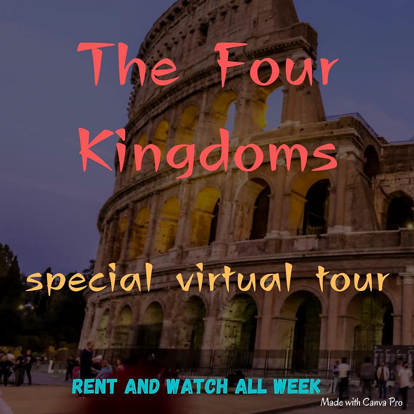 Exclusive VOD Four Kingdoms Virtual Tour
