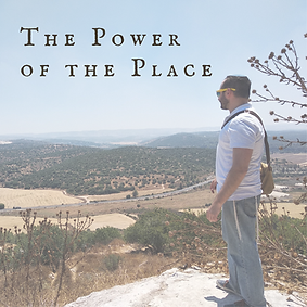 Power of the place lecture menu cover.pn