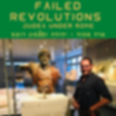 failed revolutions tour judea under rome