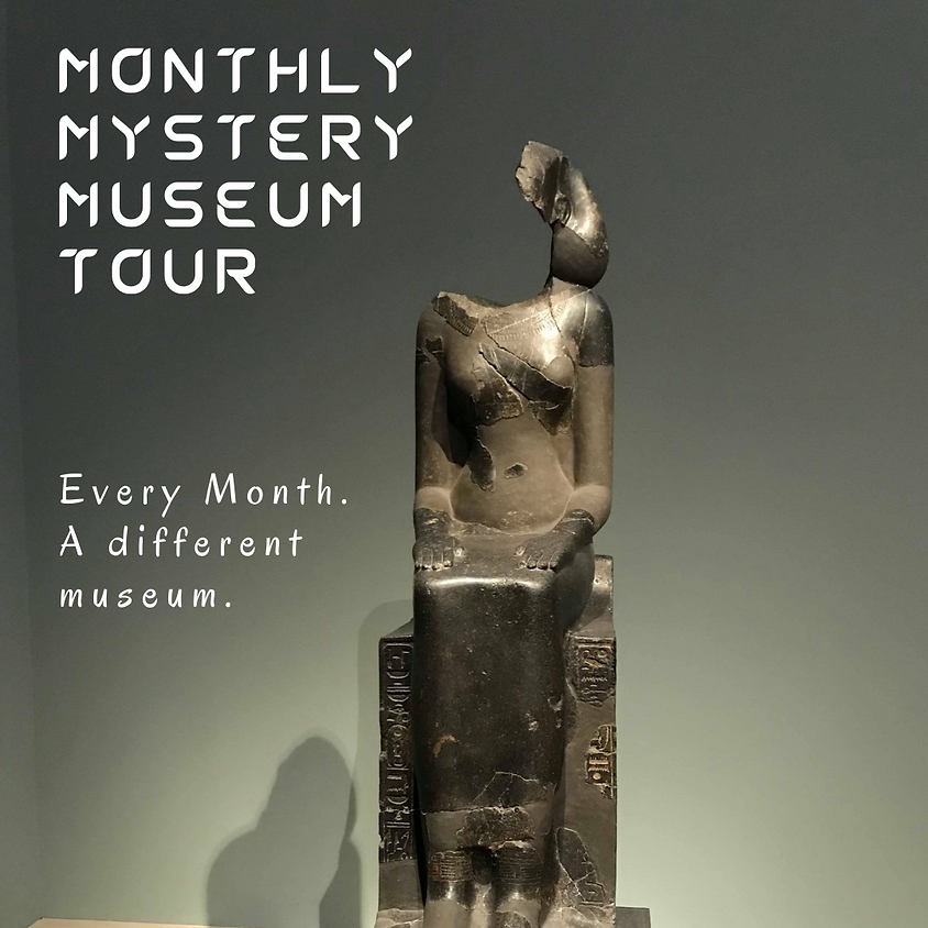Monthly Mystery Tour April