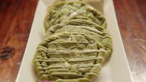 The Smoking Pot: Green Tea Cookie