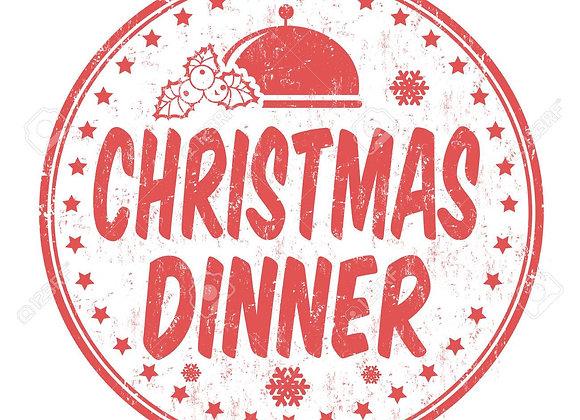 Local Family Christmas Dinner
