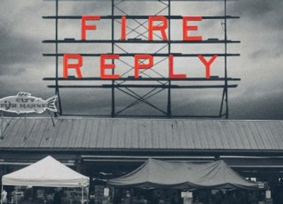The Fire Reply book