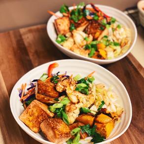Simple Miso Glaze - perfect for chicken, steak, fish, cauliflower or tofu!