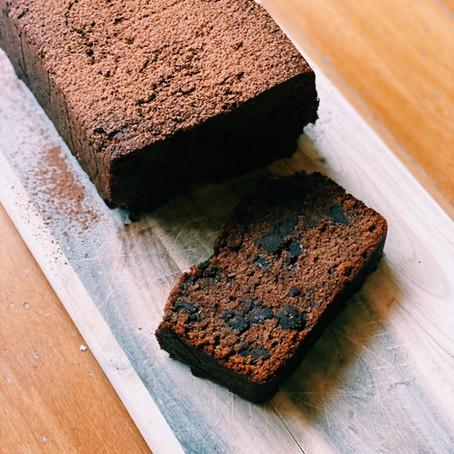 Gluten-free Double Chocolate Banana Bread