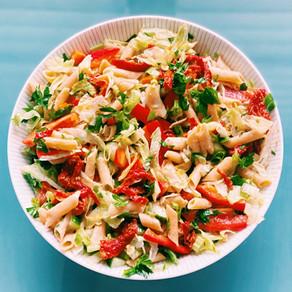 Healthy Summer Pasta Salad