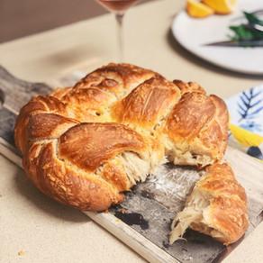 Cheesy Oregano Bread