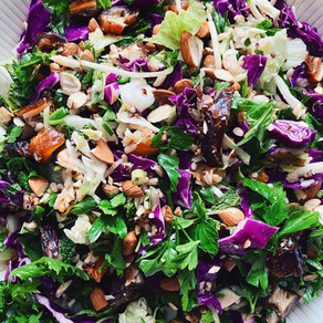 Zesty Moroccan Rice Salad