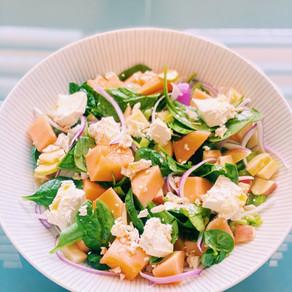 Melon & Feta Salad