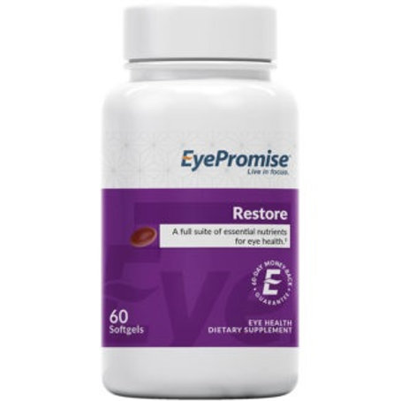 Proactive Protective Nutrition Eye Care