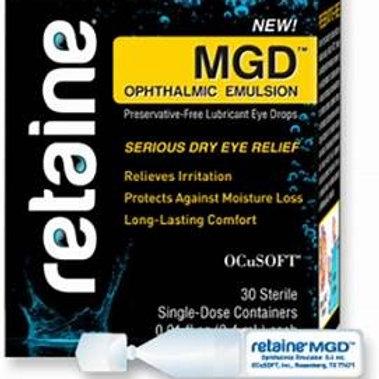 Retain MGD