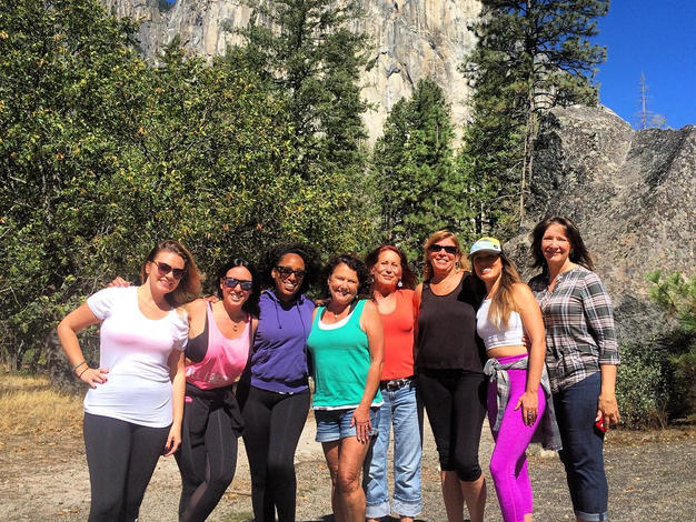Yosemite & Spa Retreat