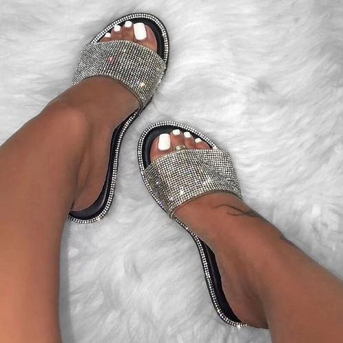 Barbie Bling Slides