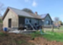 Building Extension in house Co. Antrim N