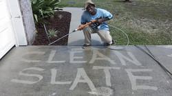 CLEAN SLATE P-WASH