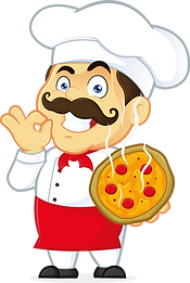 kisspng-pizza-italian-cuisine-chef-clip-