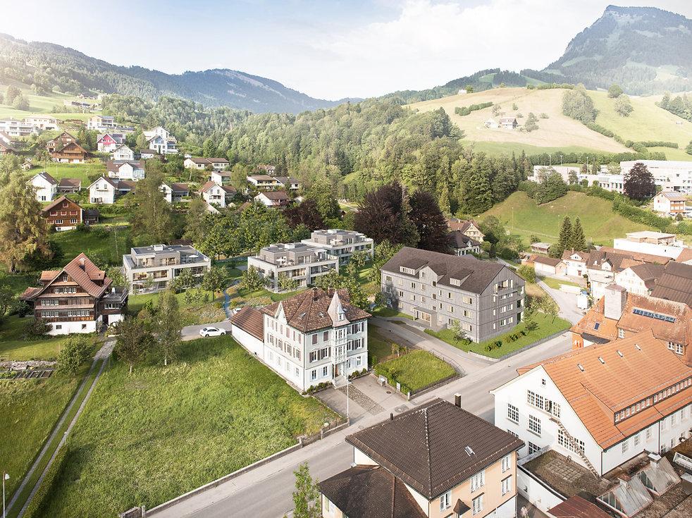 Speersicht - Wohnen in Neu St. Johann