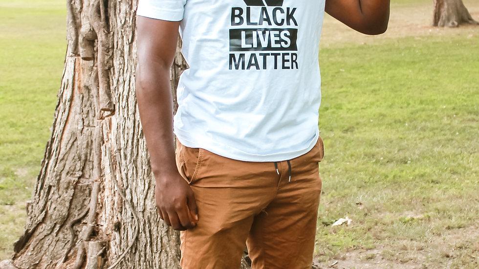 Black Lives Matter #2 Adult Tee