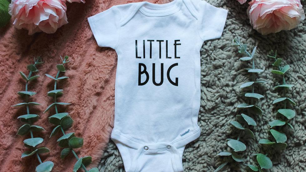 """""""little bug"""" Onesie"""