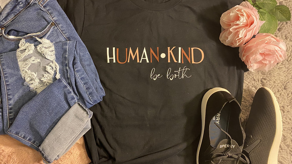 Human Kind Adult Tee