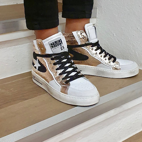 Sneakers SMR Gold