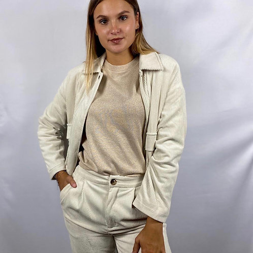 Veste ICA blanche