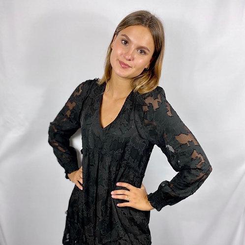 Robe MACOTELA noir